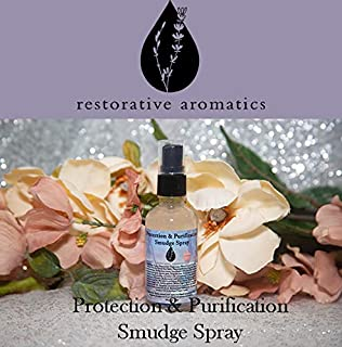 Protection & Purification Smudge Spray