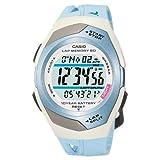 [カシオ] 腕時計 フィズ LAP MEMORY 60 STR300J2CJF ブルー