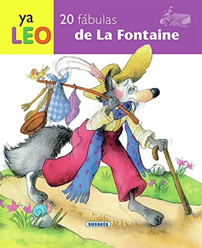 20 fabulas de La Fontaine / 20 Fables by La Fontaine