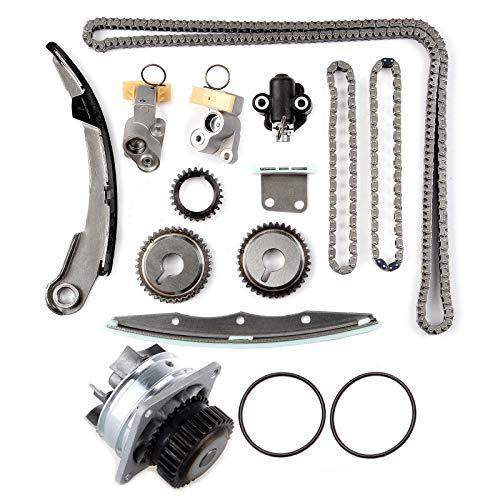 2005 nissan maxima water pump kit - 8
