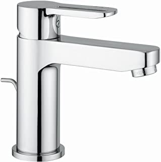 Nobili Rubinetterie RD00118/1CR Basin Mixer Tap with Pop Up Waste