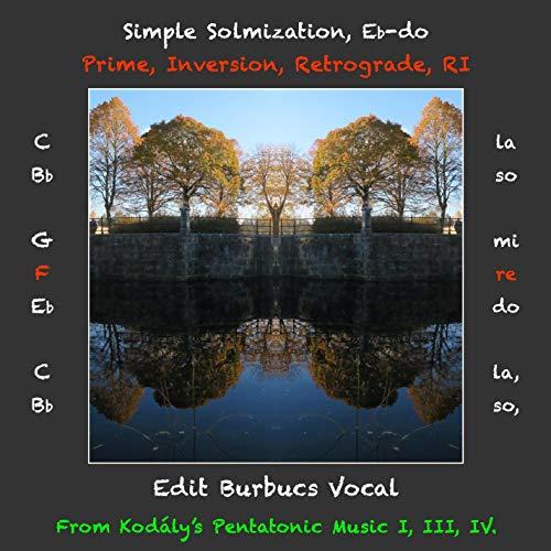 Song I-3 Eb-do Prime Hungarian folk song