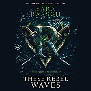 These Rebel Waves audiobook cover art