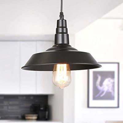 Lighting, LNC Pendant Lighting Iron Indoor Pend...
