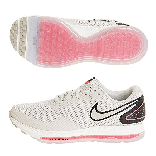 Nike Zoom all out Low 2, Scarpe Running Uomo, Multicolore (Light Bone/Light Bon 001), 40 EU