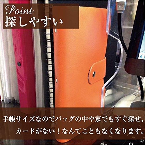 ジョイン・ケイ企画Attrayant『牛本革三連カードケース』