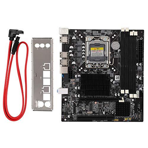 Placa base LGA 1366, 4 ranuras memoria DDR3