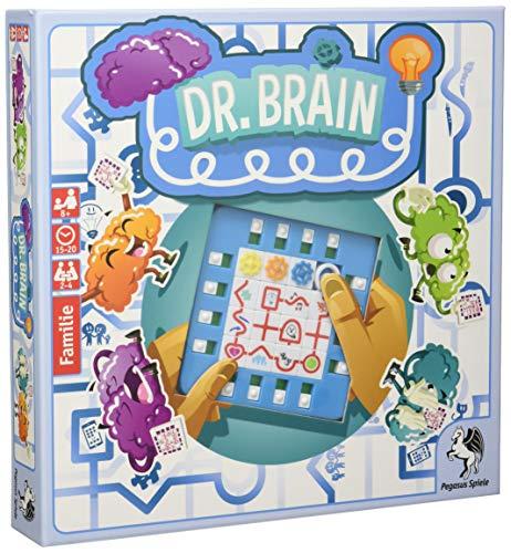 Pegasus Spiele 57107G – Dr. Brain