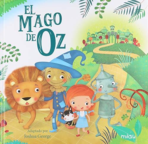 El Mago de Oz (MIAU ALBUM INFANTIL)