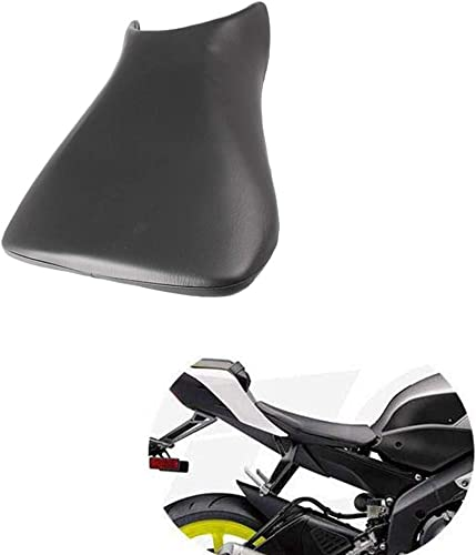 discount Mallofusa Motorcycle Front Driver Seat Cushion Rider Pad Compatible for high quality Yamaha YZF R6 2003 outlet sale 2004 2005 Black online