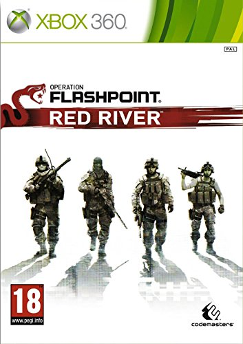 OPERATION FLASHPOINT RED RIVER X360