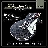 Duesenberg DS010 010-046 - Cuerdas para guitarra eléctrica