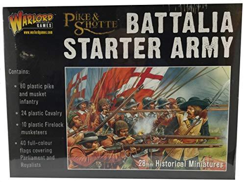 Brochet + Shotte Démarreur Battalia Armée - Jeux De Seigneur De Guerre