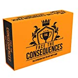 Face The Consequences: The Universal Expansion Pack for Any Party Game - Hilarious Addition to Game Night with Friends, Families, or Foes - 120 Full Color Cards Included