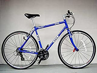 GIOS(ジオス) MISTRAL(ミストラル) クロスバイク 2019モデル 400サイズ (ジオスブルー)