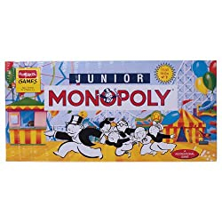 Games for Kids - Monopoly