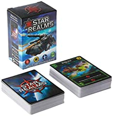 Fun   Amazingly rich yet easy to learn game play Portable   The whole game comes in a deck box that can fit in your jacket pocket Expandable   One copy supports 2 players Add additional copies for multi player games of up to 6 players Beautiful   Ric...