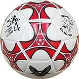 Balón de Fútbol Pelotas De Fútbol De Tamaño 4 para Fútbol Sala De Entrenamiento De PU para Hombres Y Mujeres Pelotas De Fútbol Topu Boyutu 5 Z071olc