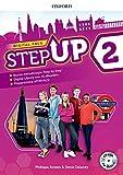 Step up. Student's book-Workbook. Con Studyapp, Mind map, 16 eread, hub. Per la Scuola media. Con ebook. Con espansione online. Con DVD-ROM [Lingua inglese]: Vol. 2