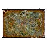 TS.13 Wow World Off Warcraft Wandposter Malerei Home Decor