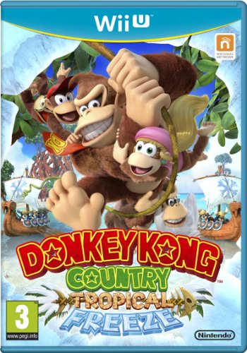 Wii U Donkey Kong Country: Tropical Freeze