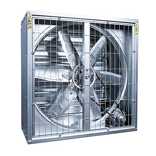 NZ-FAN-YINGYU Fans Industrial Commercial Extractor, Exhaust 300 Mm, Powerful, 380V, Low Noise, Warehouse, Dining Room, Garage, Kitchen
