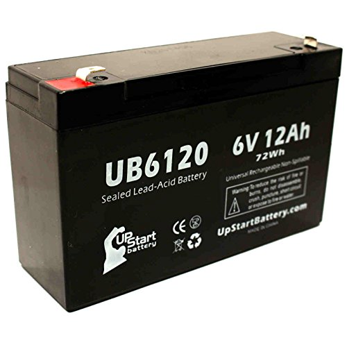 Deltec 2036CUB12220 SLA 12V 22Ah UPS//USV Akku Dies ist EIN AJC/® Ersatz