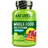 Best Teen Vitamins - NATURELO Whole Food Multivitamin for Teenage Boys Review