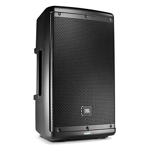 """Altavoz Auto-amplificado JBL EON610 Color Negro, 10"""" 2 Vías, 50"""