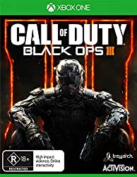 Call of Duty Black Ops 3 Xbox One game cover