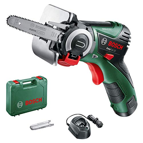 Bosch EasyCut 12 Cordless Nano Blade Saw with 12 V...