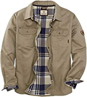 Legendary Whitetails Men's Journeyman Shirt Jacket