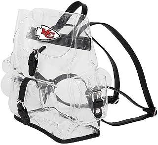 Kansas City Chiefs NFL Lucia Clear Backpack