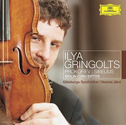 Ilya Gringolts, Göteborgs Symfoniker & Neeme Järvi