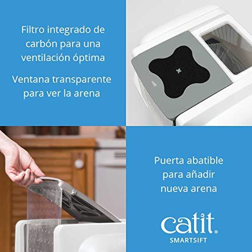 Catit Bandeja Sanitaria Automática Smartsift