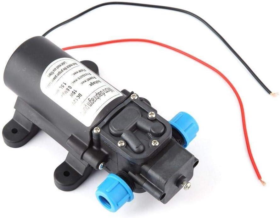 BINGFANG-W Diaphragm Pump 12V 15W Priming Self P Electric 5 ☆ popular Water Popular
