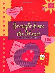 Straight from the Heart: A Make-Your-Own Valentine Card Kit (Pretty Simple Stuff)