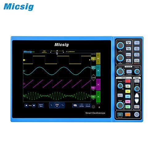 MICSIG STO1104C+ Oszilloskop Tablet, 4 x 100 MHz