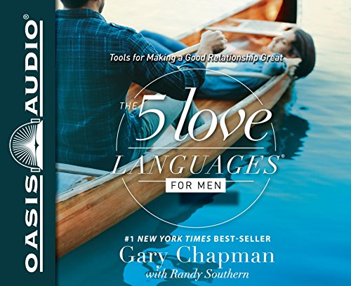 Compare Textbook Prices for The 5 Love Languages for Men: Tools for Making a Good Relationship Great Unabridged Edition ISBN 9781613757819 by Chapman, Gary,Fabry, Chris