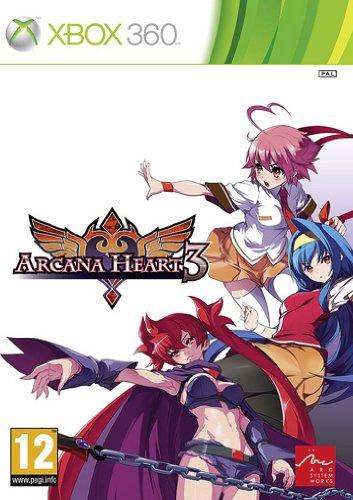 Arcana Heart 3 [Importación Italiana]