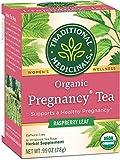 Traditional Medicinals Organic Pregnancy Herbal Tea - 16 Tea Bags (Pack of 2)
