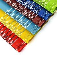 クッキングマット 製菓マット シリコンベーキングマット-56.7x40cmノンスティックおよびノースリップシリコンベーキングペストリーマット、BPAフリー(ランダムカラー)