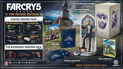 Far Cry 5 The Father Edition - PlayStation 4 [Edizione: Regno Unito]