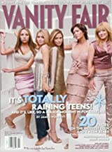 Vanity Fair Magazine (July, 2003) 20 Teen Stars including Lindsay Lohan, Hilary Duff, the Olsen Sisters, and More! (Single Issue Magazine)