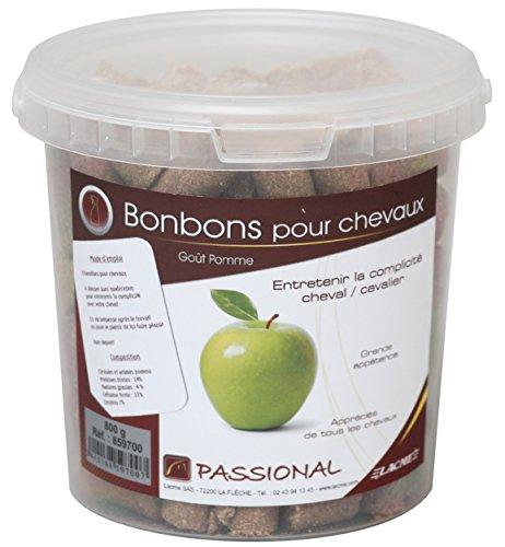 Passionnal - Bonbons Equi Seau De 0.8 Kg