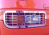 24//7Auto 2 x Acero Inoxidable Tirador de Puerta Cubiertas Decoraciones para Camiones Man TGX
