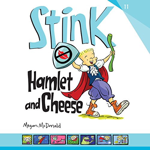 Stink: Hamlet and Cheese audiobook cover art