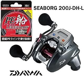 ダイワ シーボーグ 200J-DH-L 左ハンドル (電動リール)[お買得PEライン2号300Mセット]