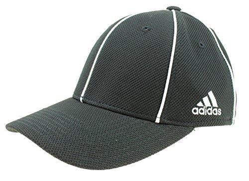 Adidas Structured FitMax Flex - Gorro para hombre, color negro