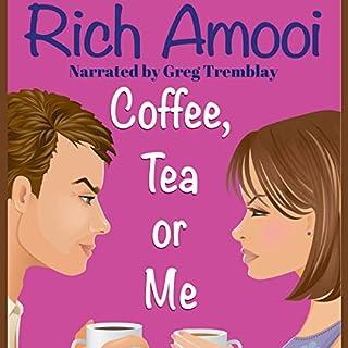 Coffee, Tea or Me audiobook cover art